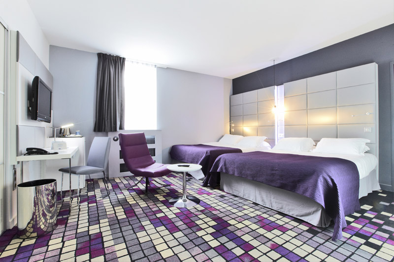 Les chambres h tels kyriad dijon h tels gare for Equipement hotel