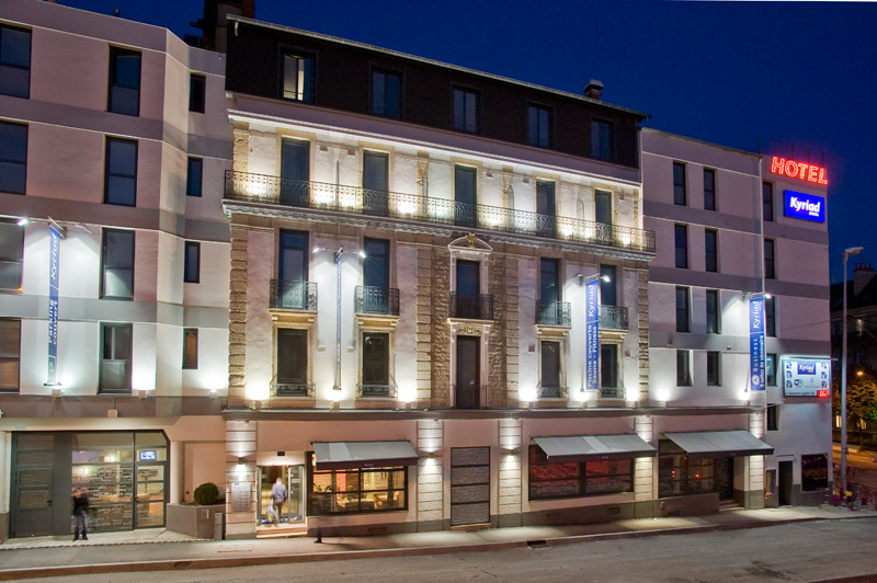 R servation h tels kyriad dijon h tels gare centre for Reserver des hotels