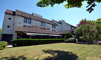 Réservation hôtel Kyriad Mirande